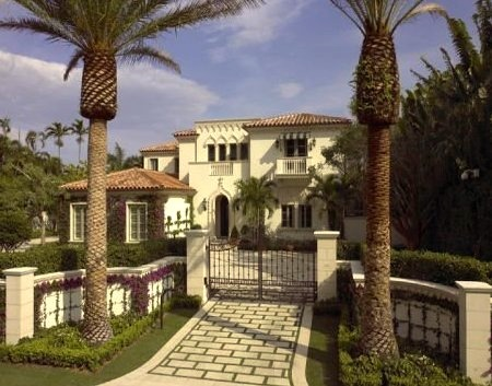 Beautiful mansions