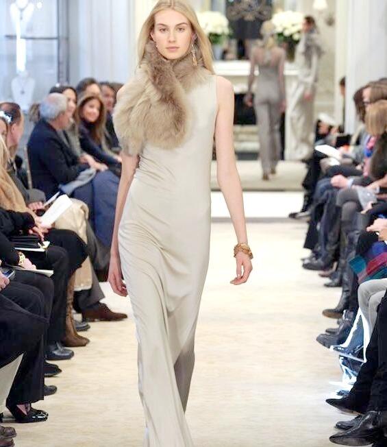 Ralph Lauren Model