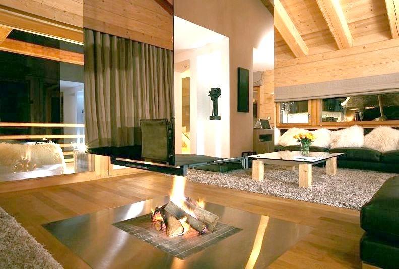 Luxury Wood Floored Home