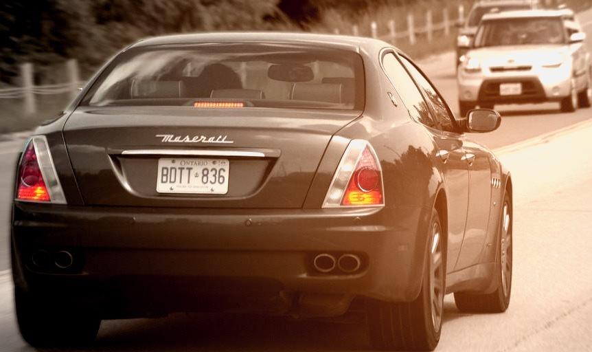 Maserati On the Road