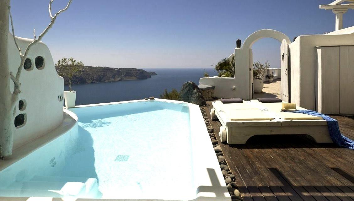 Athermi Suites - Santorini, Greece