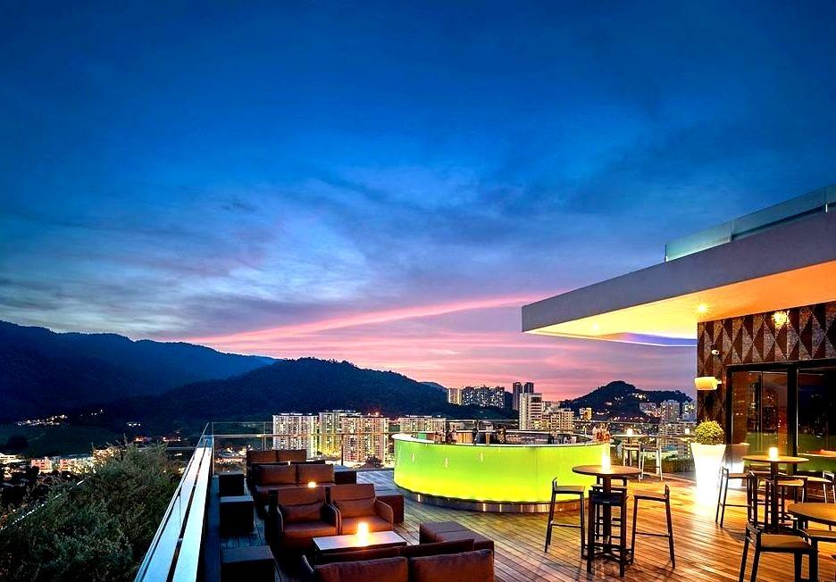 G Hotel Kelawai - Malaysia
